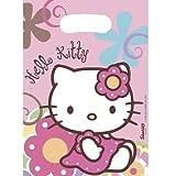 Pack 6 Bolsas Fiesta Hello Kitty