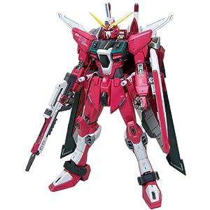Bandai-MG Infinite Justice Gundam Juego de construcción, 1/100