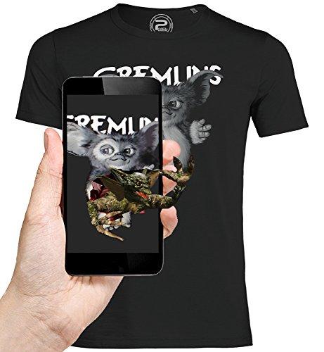 camiseta de realidad aumentada gremlims