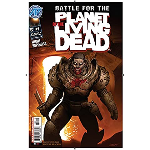Battle for the Planet of the Living Dead (English Edition)