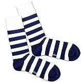 Dillysocks bunte Socken für Damen und Herren, Herrensocken in Premiumqualität aus Europa, Baumwollsocken Größe 41 - 46 (Sailors Friend)