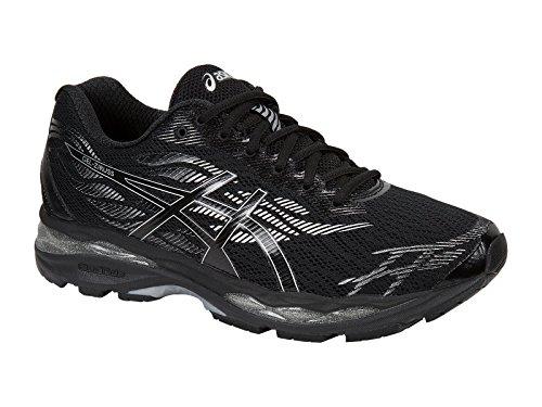 ASICS Gel-Ziruss Hommes Running Trainers T7J1N Sneakers Chaussures (UK 6 US 7 EU 40, Black Silver 9090)