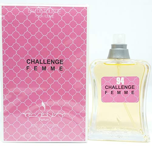 Yesensy Challenge For Woman Edt 100 Ml