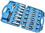Kit d'outils pour amortisseur 18 pcs montage et démontage