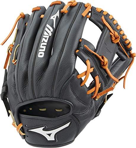 Mizuno Prospect 27,9cm Jugend Baseball Handschuh: gpsl1100, Herren, Prospect, schwarz
