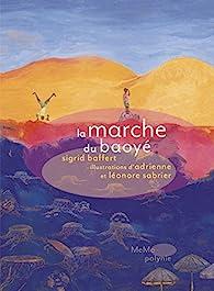 La marche du Baoyé par Sigrid Baffert