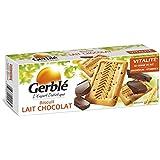 Gerblé - Biscuits Au Chocolat Au Lait - (Prix Par Unité ) - Produit Bio Agrée Par AB
