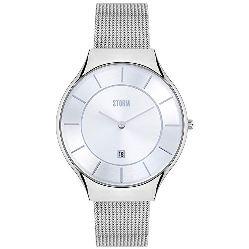 Storm Reloj los Mujeres REESE SILVER 47318/S