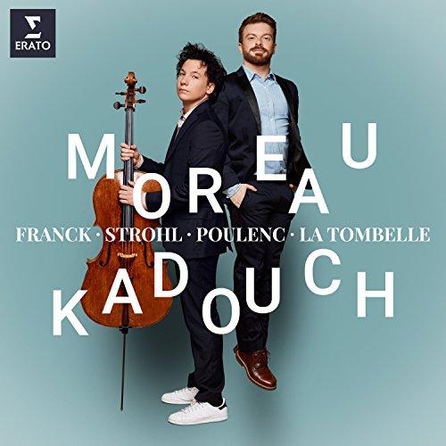 Franck, Poulenc & Strohl: Cell...