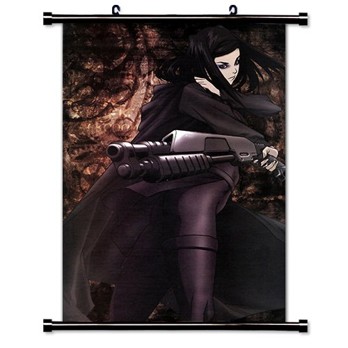 16 X 16 Poster (Ergo Proxy Anime Fabric Wall Scroll Poster (16