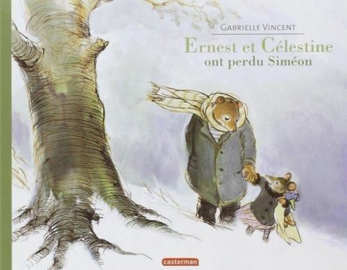 Ernest et Célestine : Ernest et Célestine ont perdu Siméon