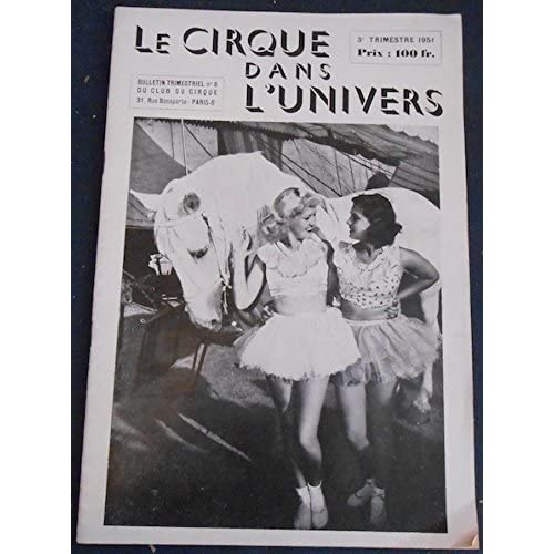 Le Cirque dans l'Univers