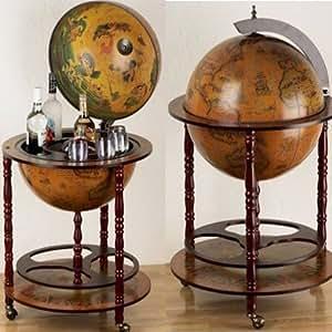 globe bar cabinet interhome cuisine maison. Black Bedroom Furniture Sets. Home Design Ideas