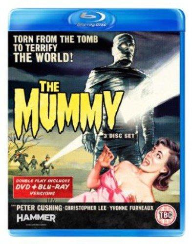 the mummy (blu-ray+dvd) () -