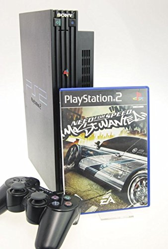 Playstation 2 (fat) mit Need for Speed Most Wanted (Ps2 Fat Konsole)