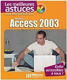 Image de Pour aller plus loin avec Access 2003