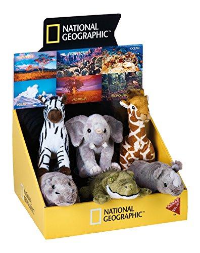 National Geographic - Baby Savannen Tiere (sortiert, 1 Stück)