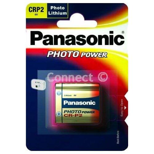 Panasonic Photo Lithium Batterie CRP2