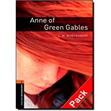 Anne of Green Gables : Level 2 Book and Audio CD