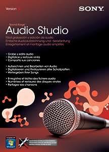 Sony Sound Forge Audio Studio - version 10