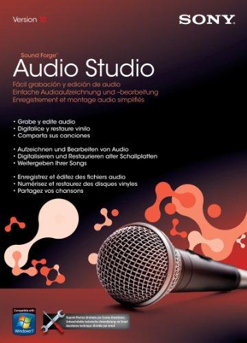 Sony Audio Studio 10