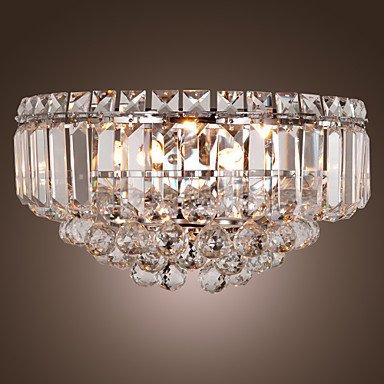Ppige Kristall-wandleuchten Mit 3 Lichter G9 Leuchtmittel Sockel von Licht 518