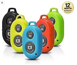 Supreno Bluetooth Remote Wireless Shutter Button For All Andriod Smartphones