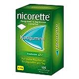 Nicorette 4 mg freshmint Kaugummis, 105 St.