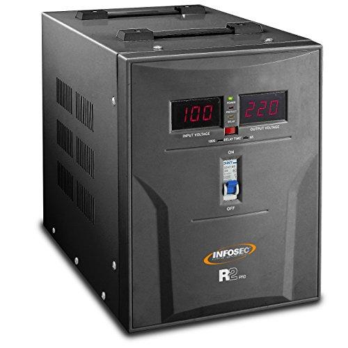 INFOSEC UPS SYSTEM R2 Pro 5000 - Reguladores tensión