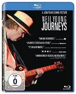 Neil Young - Journeys (OmU) [Blu-ray]