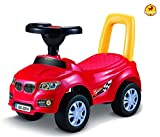 #7: Baybee BMW 5 Series Ride-on Car (Red) With Music