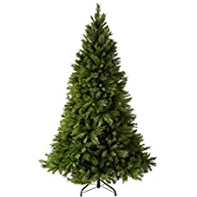 6ft (1.8m) Victorian Pine Christmas Tree with Easy Build Hinged Branches with Easy Build Hinged Branches