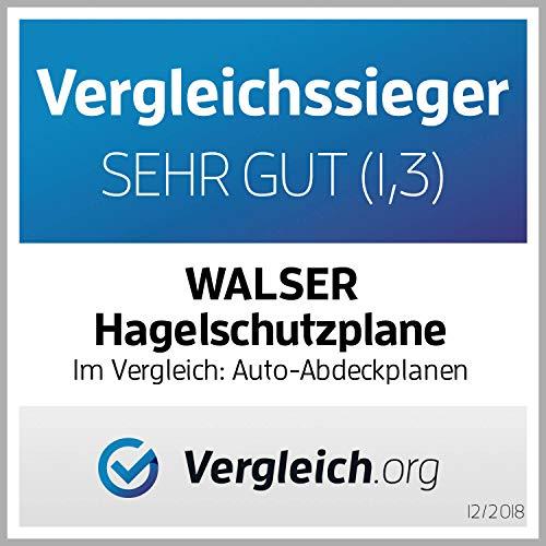 Walser 30973 Hagelschutzplane - Hagelschutzgarage - Hagelschutzdecke, Größe: S