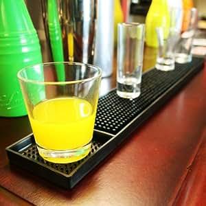 Devnow Bar Strip Rubber Bar Mat 23.5x3.3 inches