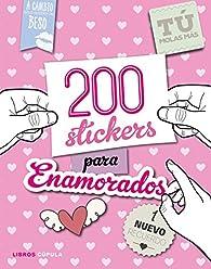 Más de 200 stickers para enamorados par  Varios autores