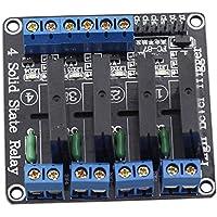 4Canal Solid State Módulo de relé 5V/230VAC
