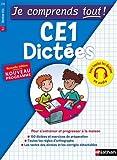 Telecharger Livres Dictees CE1 150 dictees avec audio et des exercices de preparation Je comprends tout niveau CE1 (PDF,EPUB,MOBI) gratuits en Francaise