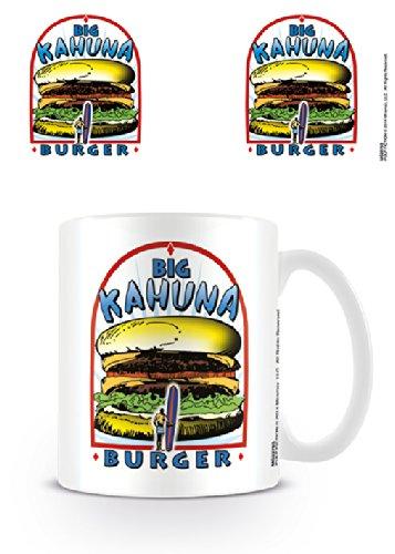 Pulp Fiction MG22763 ((Big Kahuna Burger) Mug, Multicolore