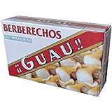Guau Berberechos Al Natural - Paquete de 5 x 111 gr - Total: 555 gr