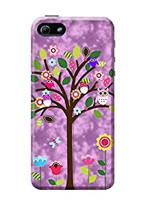iPhone 5s Designer Back Cover , Premium Quality Designer Printed 3D Lightweight Slim Matte Finish Hard Case Back Cover for Apple iPhone 5 + Free Mobile Viewing Stand