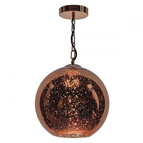 dar-spe0164-speckle-copper-electro-plated-glass-1-lamp-globe-pendant-light