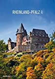 Rheinland-Pfalz 2017 - Bildkalender (24 x 34) - Landschaftskalender