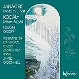 Zoltan Kodály - Leos Janacek : Œuvres Vocales Sacrées