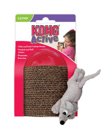 katzeninfo24.de Kong Cat Scamper, 16,5 x 10 x 8,4 cm