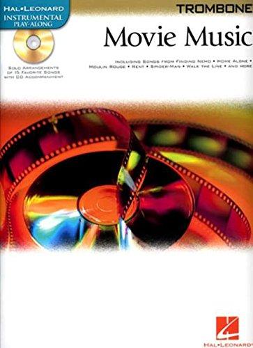 Movie Music: Trombone (Hal Leonard Instrumental Play-Along)