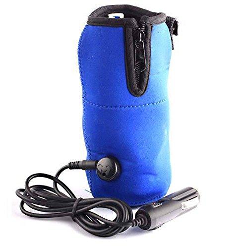 Preisvergleich Produktbild Tragbare Milchwärmer Isolierte Flasche Taschen & Baby Milch Flaschenwärmer mit CHB Kohlefaser, Isolierung Tasche für alle Formen der Flasche, feuerfesten Tuch, mit im Auto