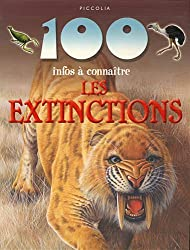Les extinctions