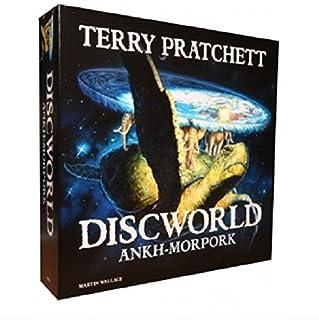 Mayfair Games MFG3305 Terry Pratchett's Discworld Ankh-Morpork, Englisch, Brettspiel (B005M2629E) | Amazon price tracker / tracking, Amazon price history charts, Amazon price watches, Amazon price drop alerts