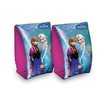 Flotadores de brazo con Frozen Disney ANna y Elsa de lively moments