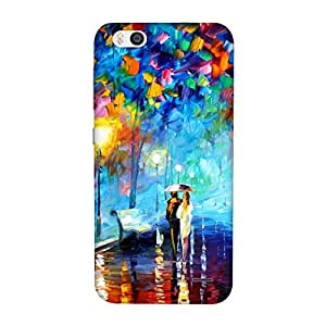FASHEEN Premium Designer Soft Case Back Cover for Reliance Jio LYF Water 3
